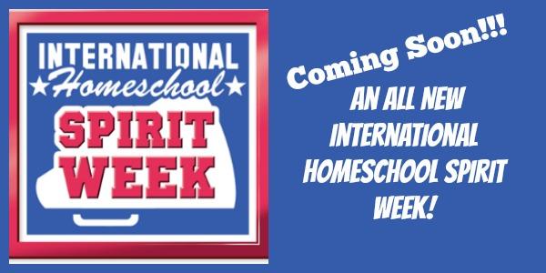 all new homeschool spirit week